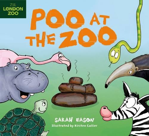Poo at the Zoo (Paperback)