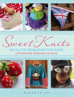 Sweet Knits: 30 Cute Designs for Kids (Paperback)