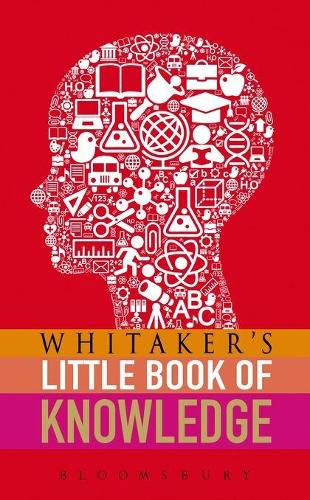 Whitaker's Little Book of Knowledge - Whitaker's (Hardback)
