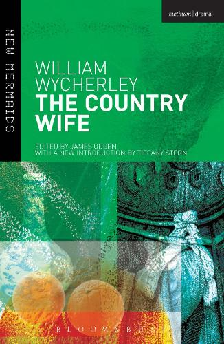 The Country Wife - New Mermaids (Paperback)