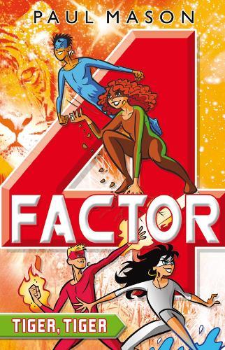 Tiger, Tiger Factor 4 - Factor 4 (Paperback)