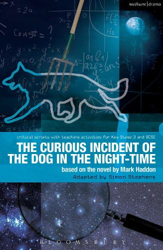 The Curious Incident of the Dog in the Night-Time: The Play - Critical Scripts (Paperback)