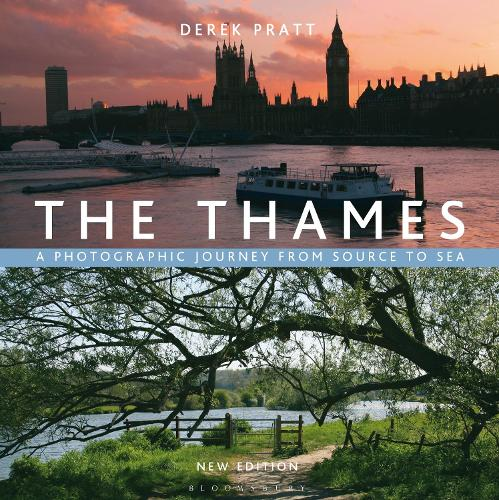 The Thames: A Photographic Journey From Source to Sea (Hardback)