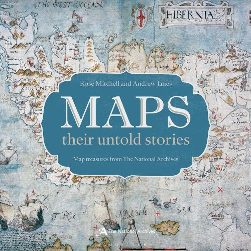 Maps: their untold stories (Hardback)