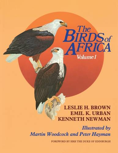 The Birds of Africa: Volume I (Hardback)