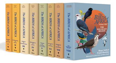 The Birds of Africa: Volumes I to VIII