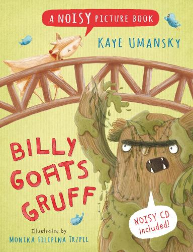 Billy Goats Gruff: A Noisy Picture Book - Noisy Picture Books