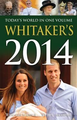 Whitaker's Almanack 2014 - Whitaker's (Hardback)