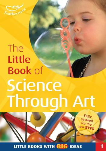 The Little Book of Science Through Art: Little Books with Big Ideas (1) - Little Books (Paperback)