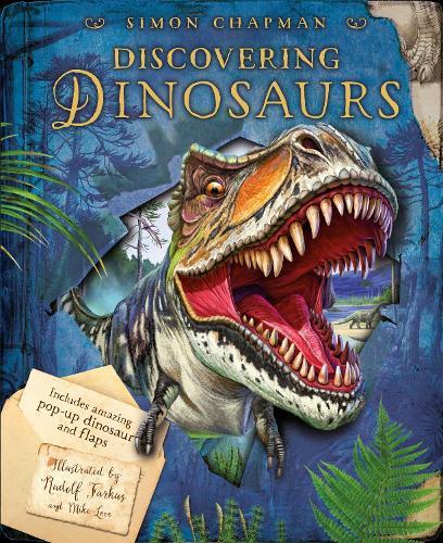 Discovering Dinosaurs (Hardback)