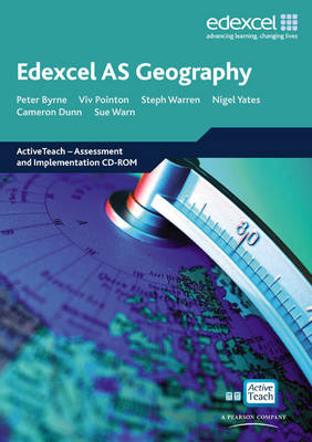 Edexcel Geography AS ActiveTeach Pack with CDROM (CD-ROM)
