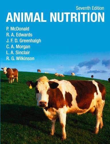 Animal Nutrition (Paperback)
