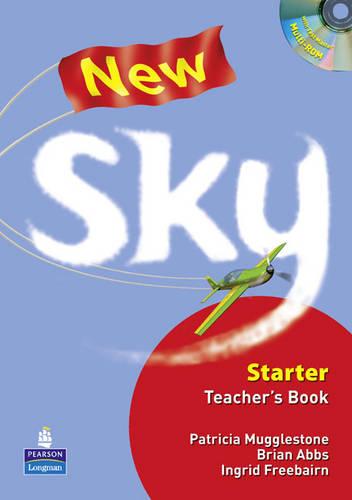New Sky Teacher's Book and Test Master Multi-Rom Starter Pack - Sky