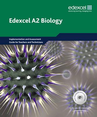 Edexcel A Level Science: A2 Biology Teachers' and Technicians' Resource Pack - Edexcel GCE Biology