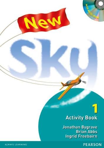 New Sky Activity Book and Students Multi-Rom 1 Pack - Sky