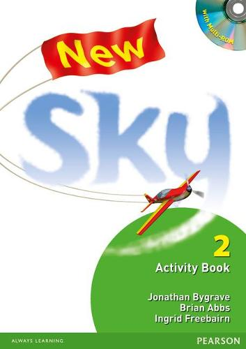 New Sky Activity Book and Students Multi-Rom 2 Pack - Sky