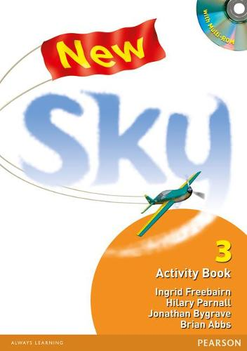 New Sky Activity Book and Students Multi-Rom 3 Pack - Sky