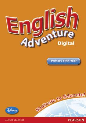 English Adventure Level 5 Interactive White Board - English Adventure (CD-ROM)