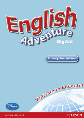English Adventure Level 2 Interactive White Board - English Adventure (CD-ROM)
