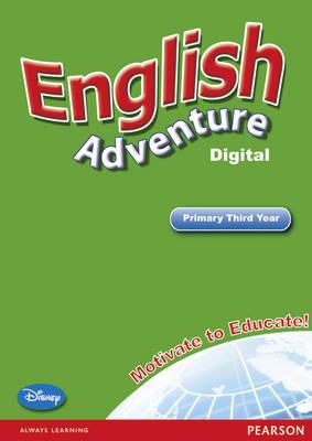 English Adventure Level 3 Interactive White Board - English Adventure (CD-ROM)