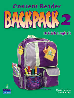 Backpack Level 2 Reader - Backpack (Paperback)