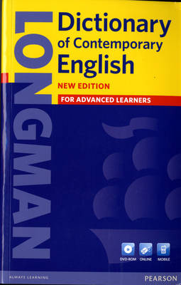 Longman Dictionary of Contemporary English - Longman Dictionary of Contemporary English
