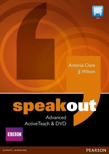 Speakout Advanced Active Teach - speakout (CD-ROM)