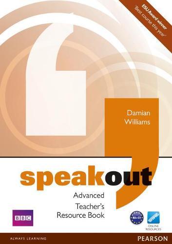 Speakout Advanced Teacher's Book - speakout (Paperback)