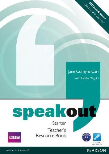 Speakout Starter Teacher's Book - speakout (Paperback)