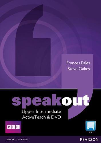 Speakout Upper Intermediate Active Teach - speakout (CD-ROM)