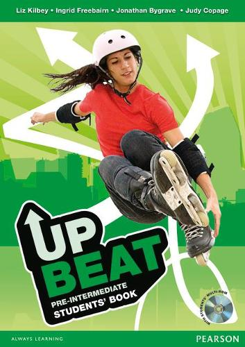 Upbeat Pre-Intermediate Students' Book & Students' Multi-ROM Pack - Upbeat