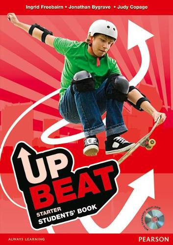 Upbeat Starter Students' Book & Students' Multi-ROM Pack - Upbeat