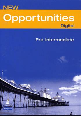 Opportunities Pre-Intermediate - Opportunities (CD-ROM)