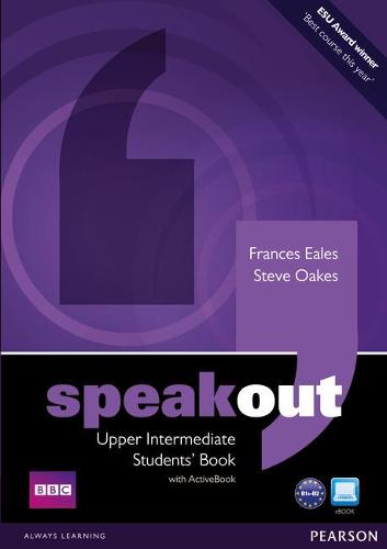 Speakout Upper Intermediate Students book and DVD/Active Book Multi Rom Pack - speakout