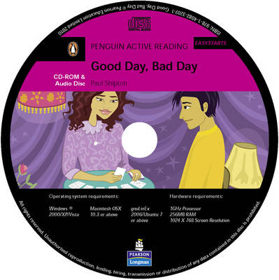PLARES:Good Day, Bad Day Multi-ROM for Pack - Penguin Active Reading (Graded Readers) (CD-ROM)