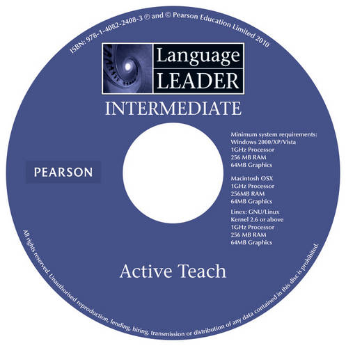 Language Leader Intermediate Active Teach - Language Leader