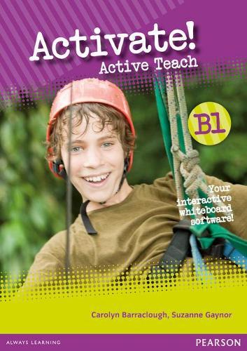 Activate! B1 Teachers Active Teach - Activate! (CD-ROM)