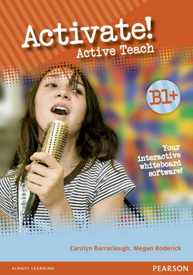 Activate! B1 Teachers Active Teach - Activate! (CD-ROM)