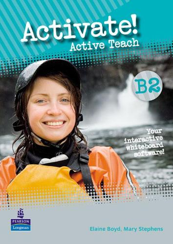 Activate! B2 Teachers Active Teach - Activate! (CD-ROM)