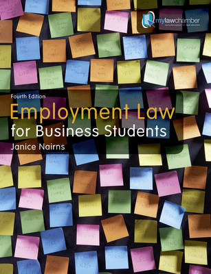 Employment Law for Business Students (Paperback)
