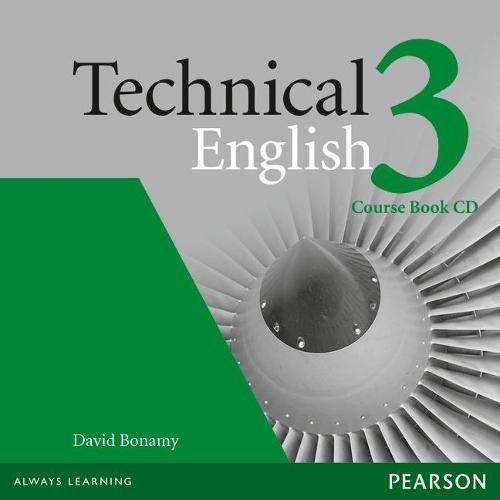 Technical English Level 3 Coursebook CD - Technical English (CD-Audio)