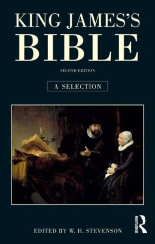 King James's Bible: A Selection (Paperback)