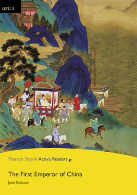 First Emperor of China Book and CD-ROM Pk: Level 2 - Penguin Active Reading (Graded Readers)