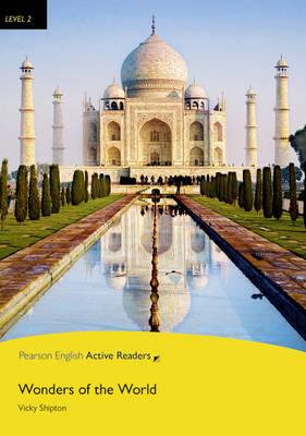 Wonders of the World BK/CD-Rom Pack: Level 2 - Penguin Active Reading (Graded Readers)