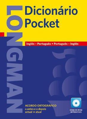 Longman Dicionario Pocket for Portugal Paper and CD-ROM Pack - Schools Bilingual Dictionaries