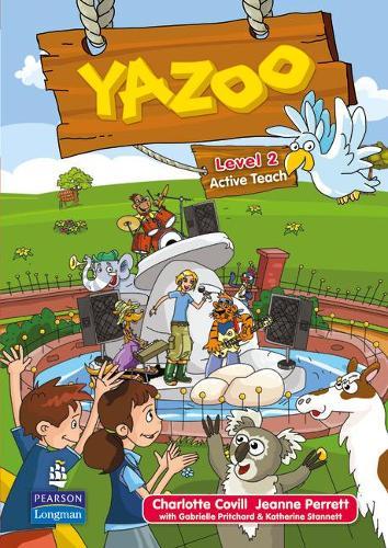 Yazoo Global Level 2 Active Teach - Yazoo (CD-ROM)