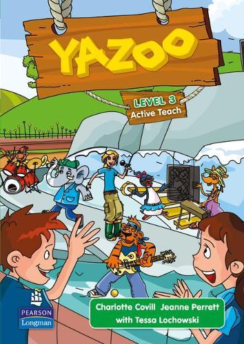 Yazoo Global Level 3 Active Teach - Yazoo (CD-ROM)