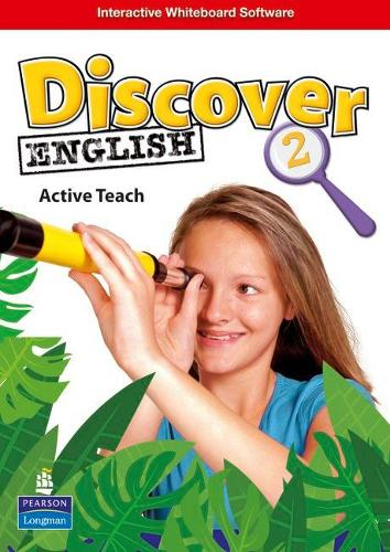 Discover English Global 2 Active Teach - Discover English (CD-ROM)