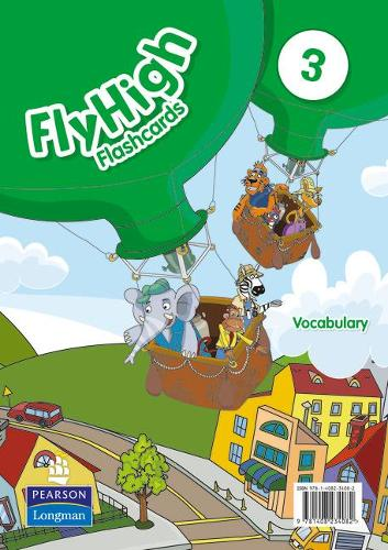 Fly High Level 3 Vocabulary Flashcards - Fly High