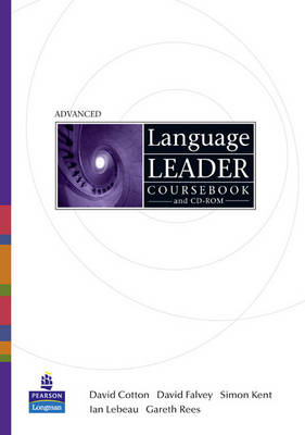 Language Leader Advanced Coursebook and CD-Rom/MyLab and Access Card Pack - Language Leader